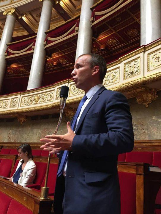 Confinement – Le député Christophe Naegelen propose des mesures pour aider les entreprises