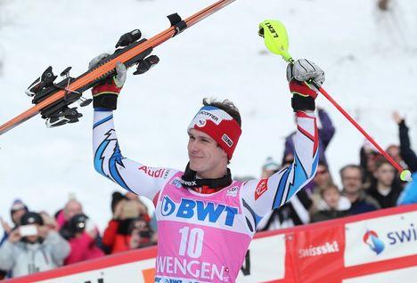 Ski alpin – Clément Noël récidive à Wengen