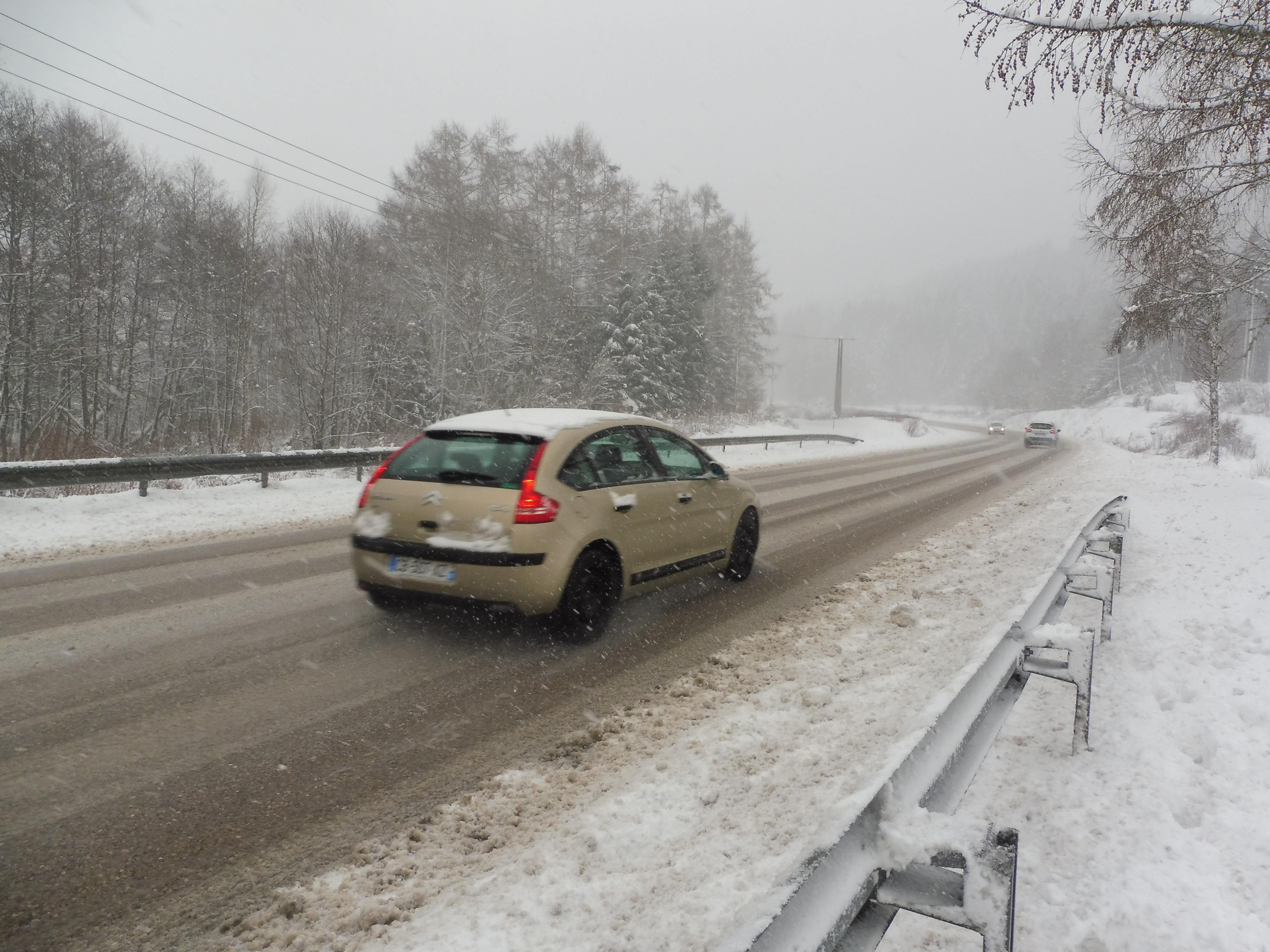 Vosges – Tous les cols sont rouverts à la circulation, encore 100 foyers privés d'électricité
