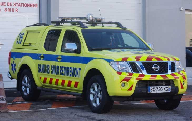 Vosges – Un automobiliste se tue dans une sortie de route
