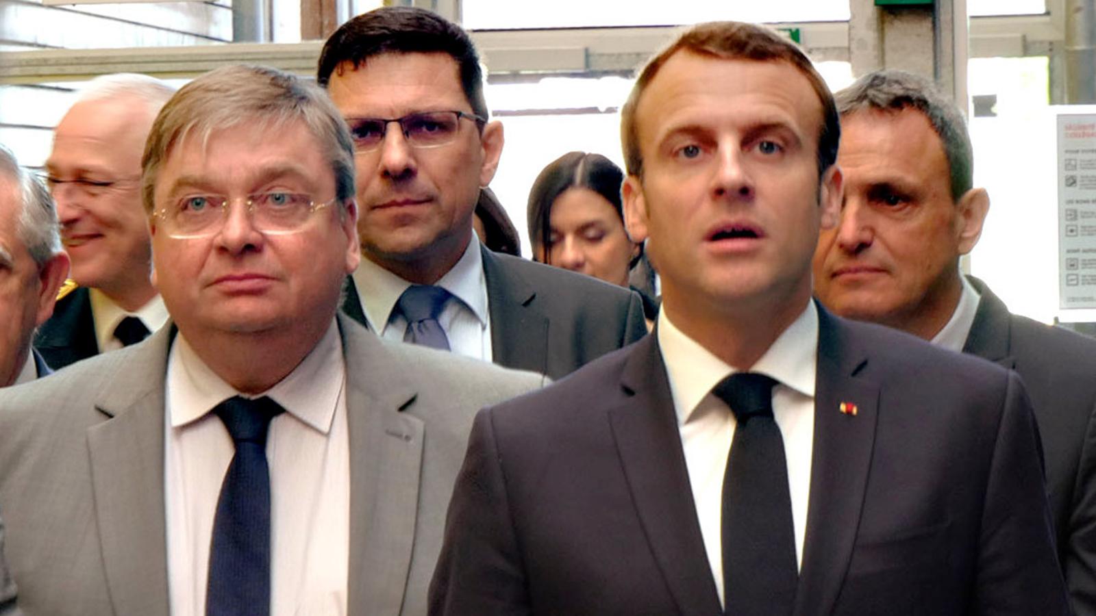 François Vannson rencontre Emmanuel Macron ce jeudi