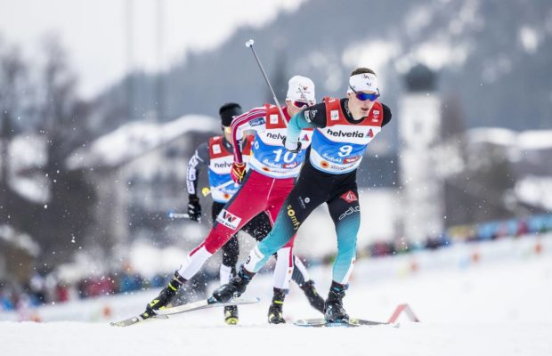 FIS nordic world ski championships, nordic combined, individual gundersen HS130/10km, Seefeld (AUT)
