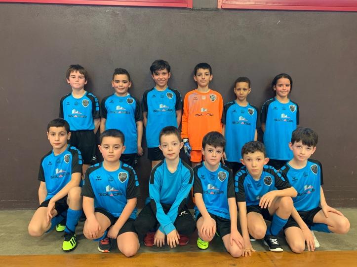 U11 à FC Haute Moselotte 02 février 2019