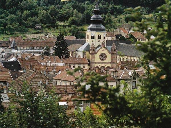 Une femme fait un don de 800.000 euros à la ville de Senones