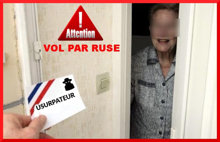 Vosges – Ils se font passer pour des gendarmes et lui volent plusieurs milliers d'euros
