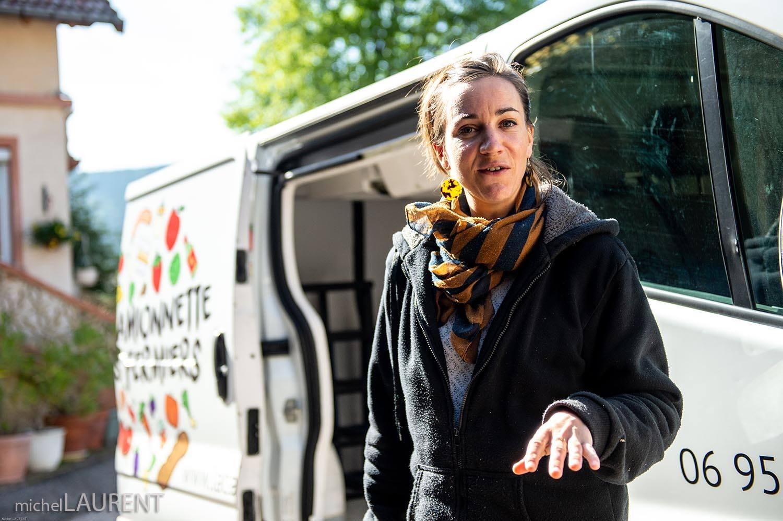 Cornimont – La camionnette des fermiers continue son chemin