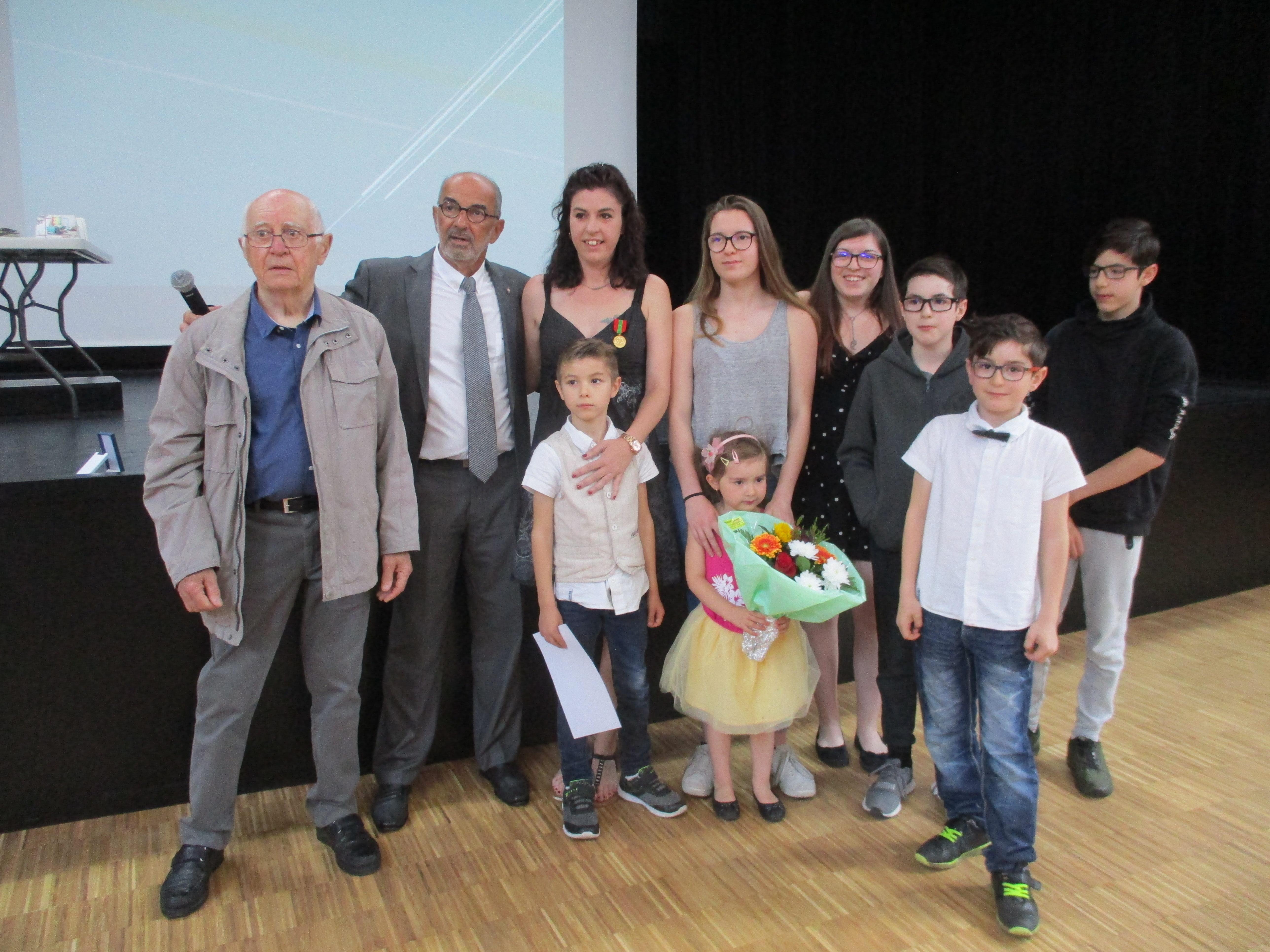 Saint-Etienne-lès-Remiremont – Mamans et Nouveaux Habitants à l'honneur