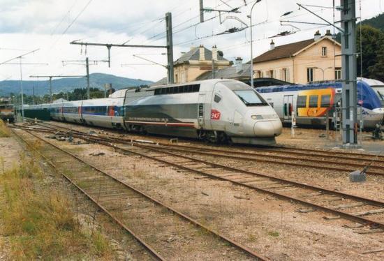 La fin du TGV dans les Vosges ?