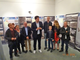 11 Vernissage Mot de J-Hingray Maire