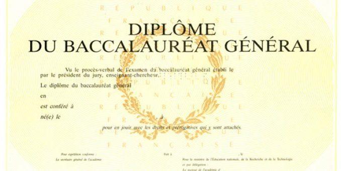 Vosges – 94 % de réussite au bac général !