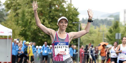 Interclubs jeunes – Clémence Beretta surclasse les 3.000 mètres marche des championnats de France