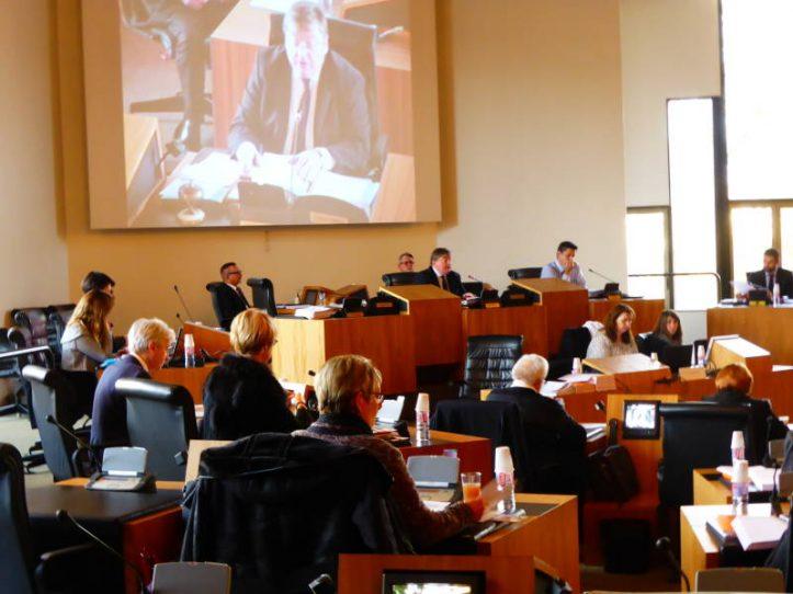 Le Département des Vosges attribue une aide de 20.000 euros aux Alpes Maritimes