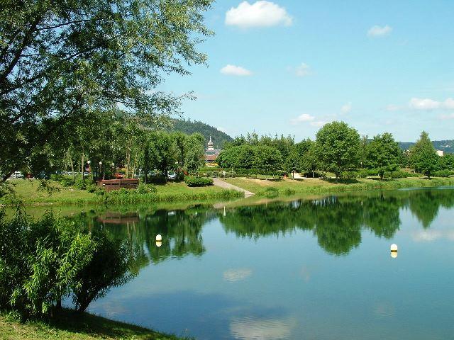 Remiremont – Le niveau du plan d'eau va être abaissé d'un mètre pendant quelques jours