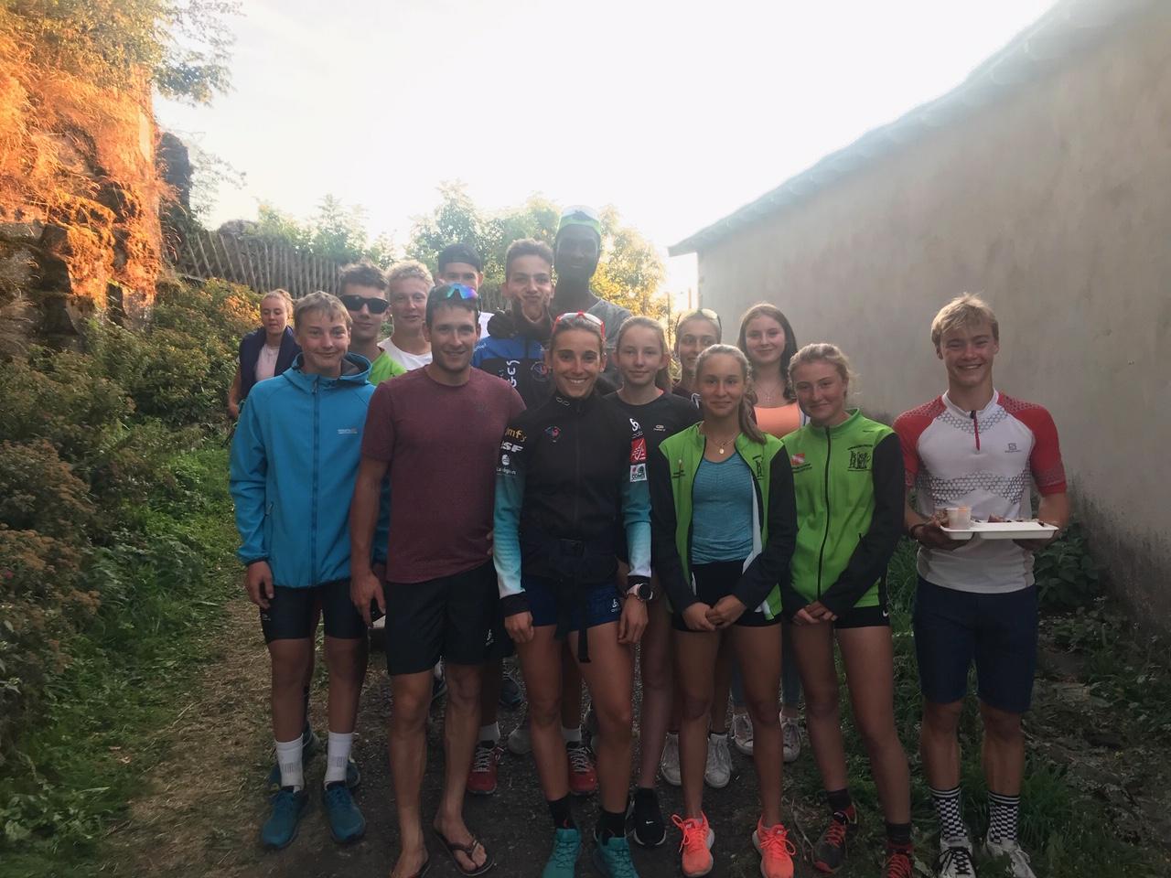 Ski-roues – Delphine Claudel championne de France du sprint