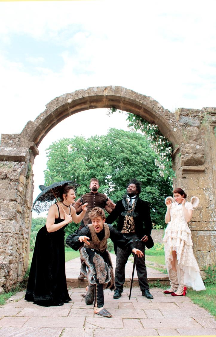 Spectacle musical « Babayagagogo » - Chyc Pholit et les Trombinoz'notes