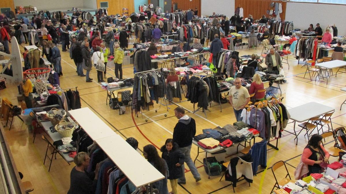 Saint-Etienne-lès-Remiremont – Vide armoire et vide-greniers le 11 octobre 2020