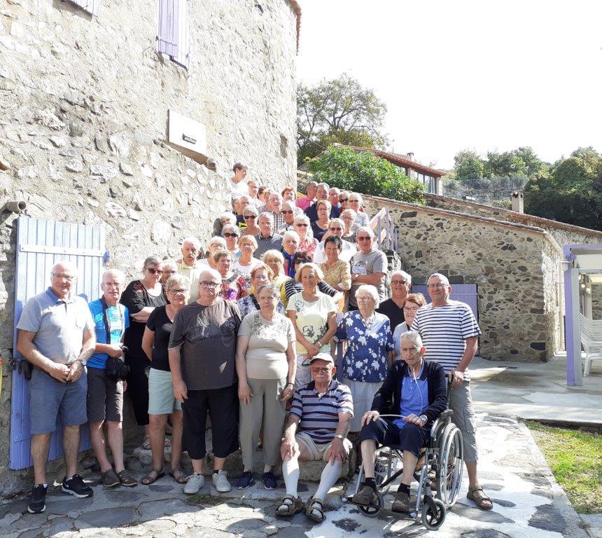 Saint-Etienne-lès-Remiremont – Belles vacances pour les retraités stéphanois
