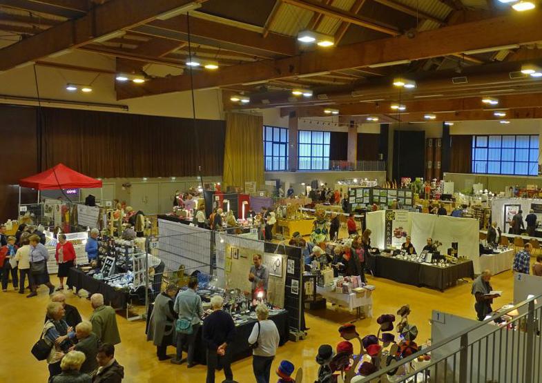 Remiremont – 20e Salon art, artisanat et savoir-faire samedi 16 et dimanche 17 novembre 2019