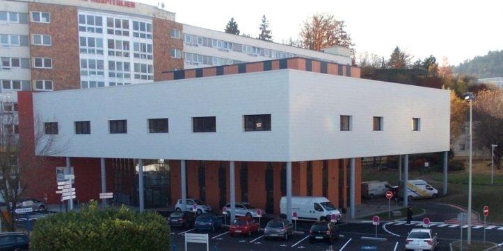 Pas de visite à l'hôpital de Remiremont !