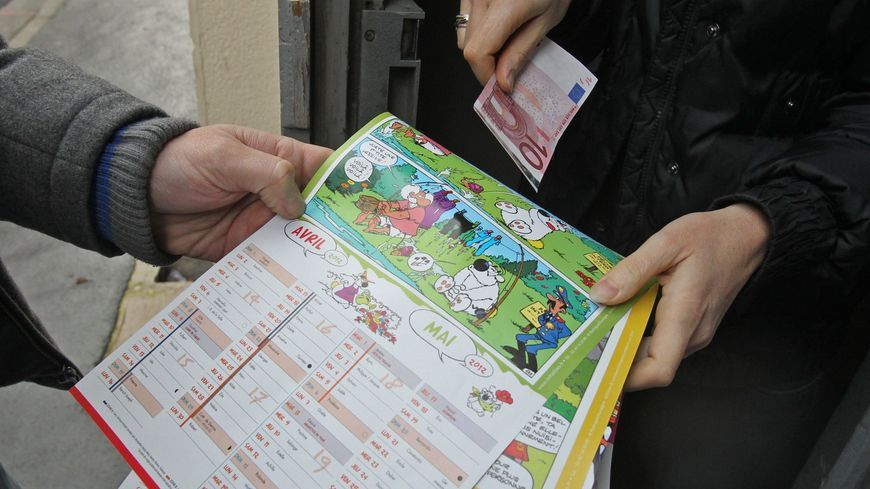 Tradition des calendriers : attention aux faux agents !