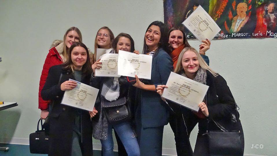 Remiremont – 95 % de réussite au bac général au lycée André-Malraux