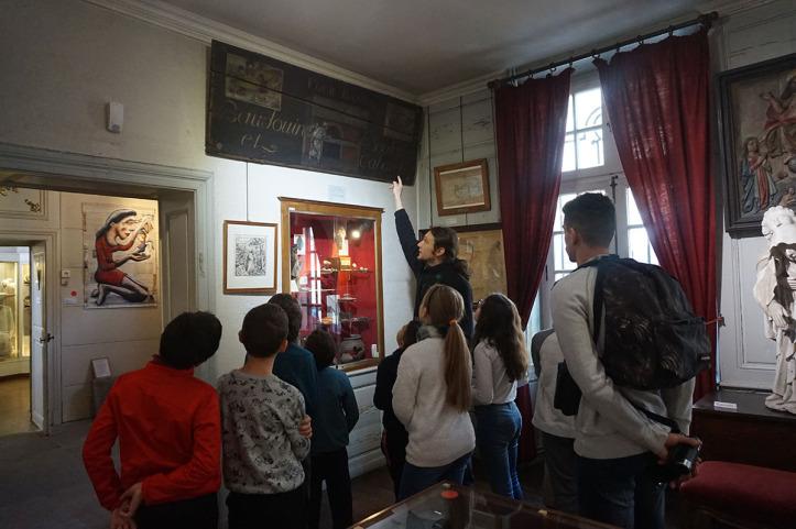 Place aux enfants aux musées de Remiremont