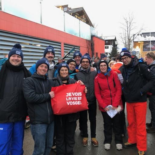 Ski alpin – Des supporters vosgiens pour Clément Noël à Kitzbuhel et Schladming