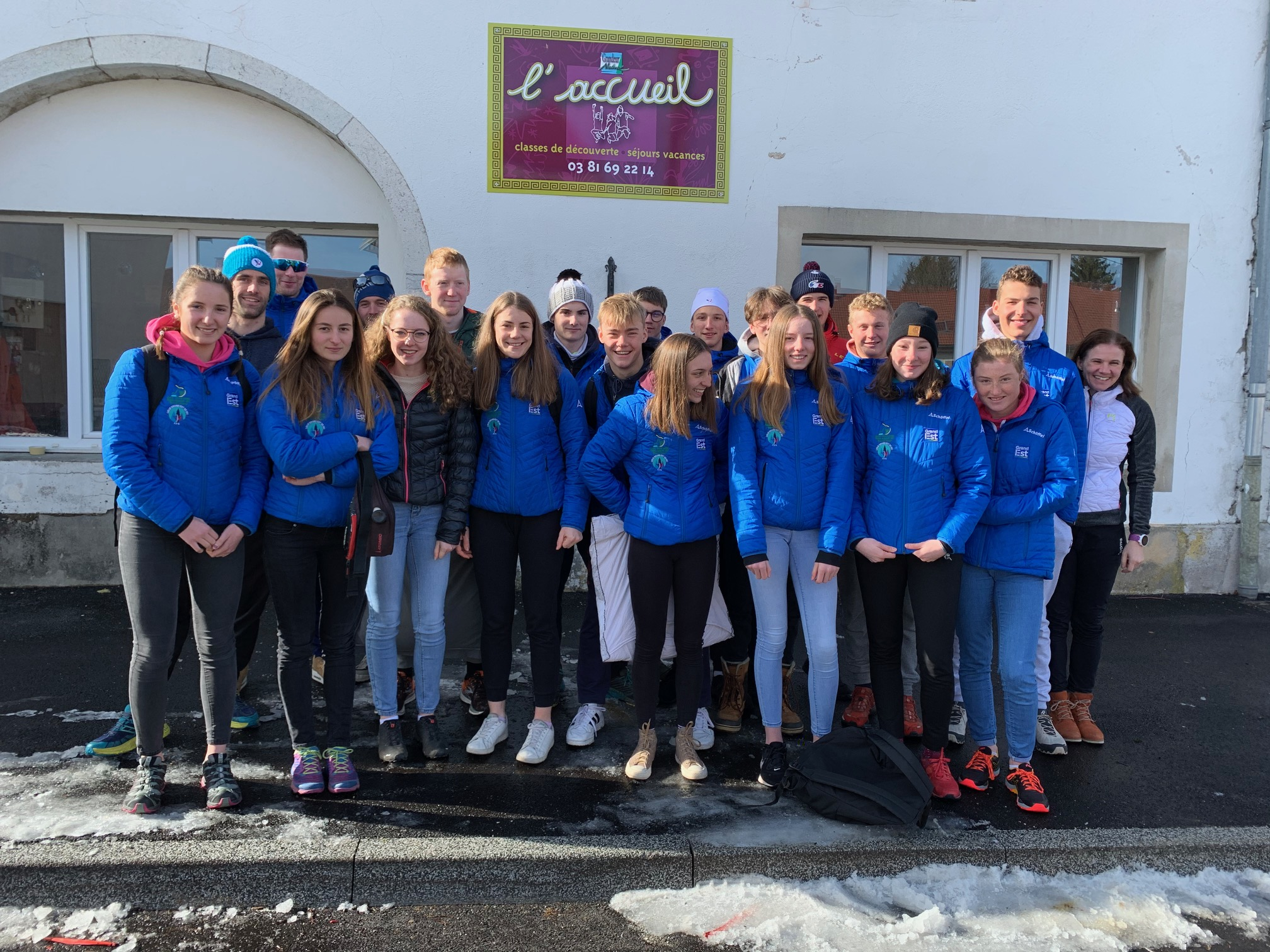 Ski de fond – Corentin Jacob en finale en coupe de France