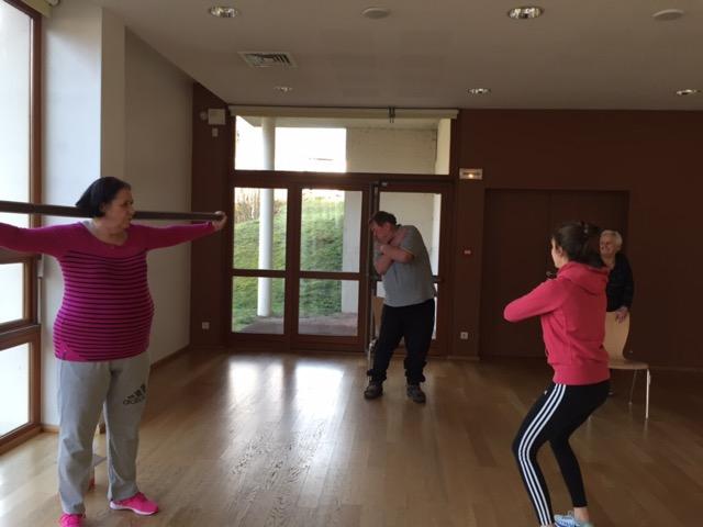 «Bouger plus pour bien vieillir», une action mise en place à Cornimont