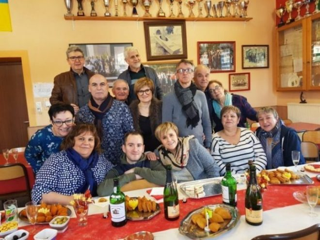 Saint-Etienne-lès-Remiremont – L'Association Récréative Portugaise présente son bureau et ses bénévoles.