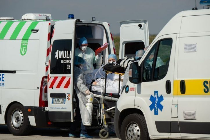 Mardi 31 mars 2020 – 88 morts du Coronavirus dans les Vosges, plus d'un millier dans le Grand Est