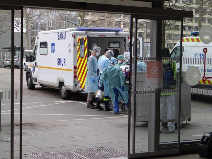 Coronavirus – 6 personnes restent hospitalisées dans les Vosges, 543 en Grand Est