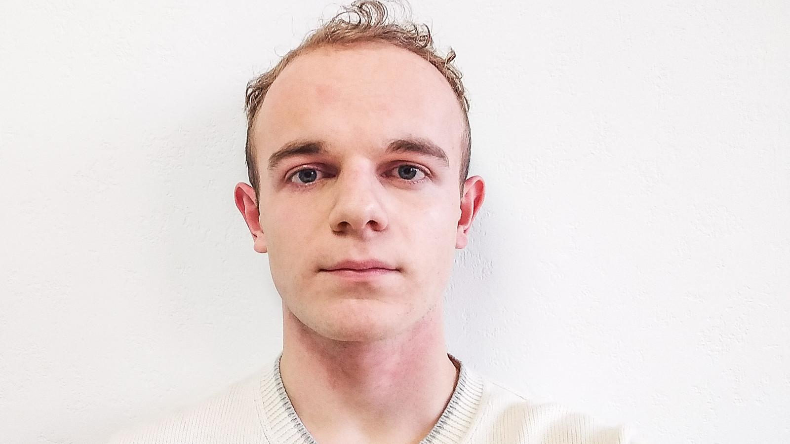 Romain, un futur médecin qui voit l'avenir en Vosges