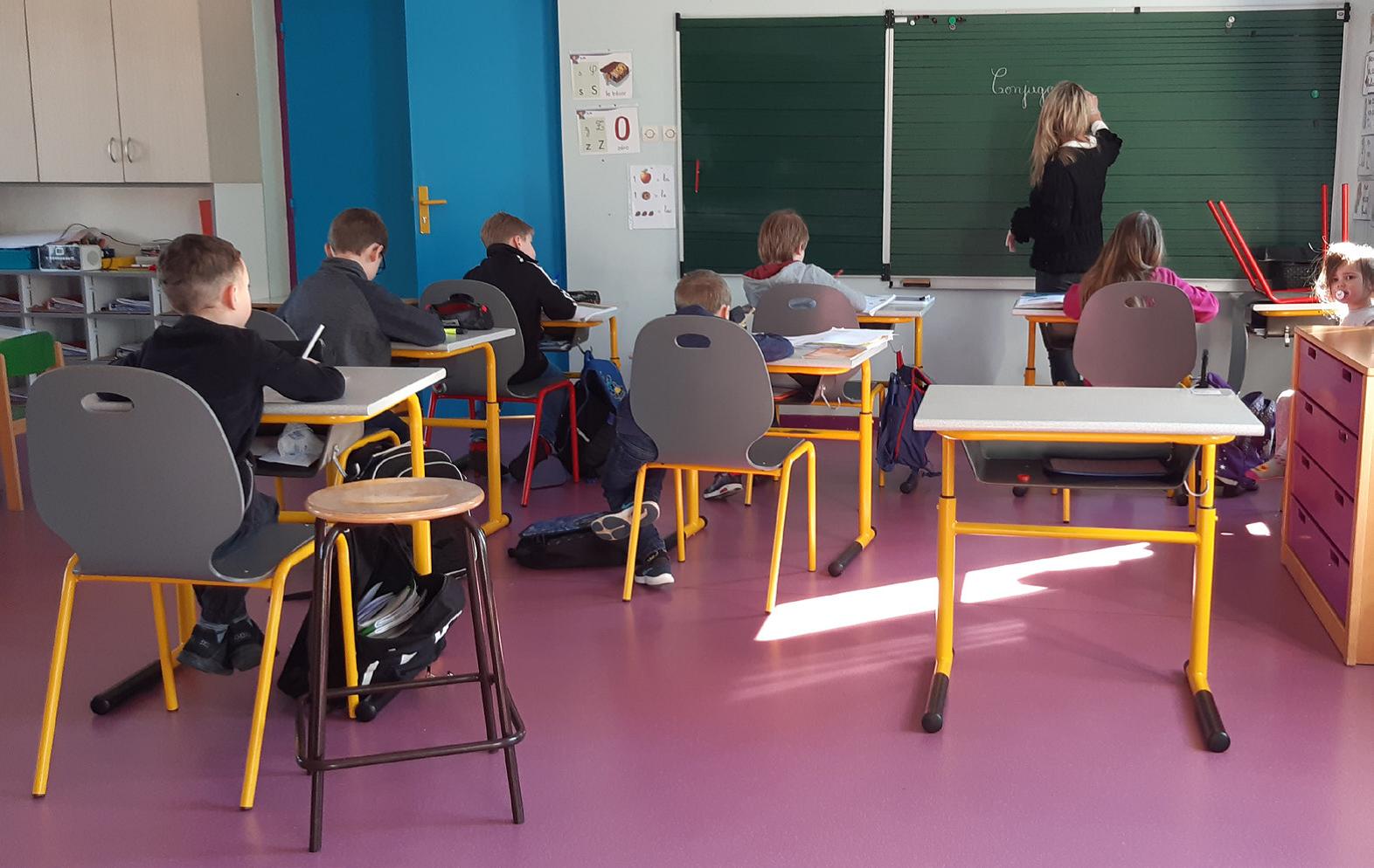 Remiremont – Accueil scolaire et périscolaire : des agents mobilisés depuis le 16 mars