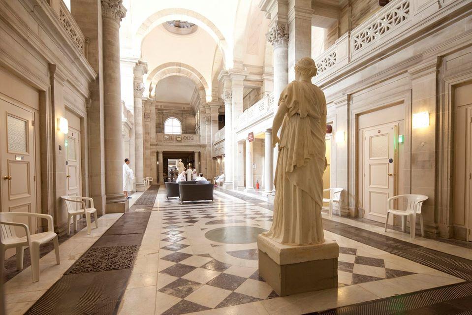 Plombières-les-Bains – Les Thermes ouvriront leurs portes en juillet !