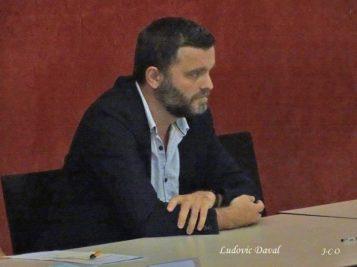 Ludovic Daval, conseiller municipal au Val-d'Ajol au sein de l'opposition, est élu huitième vice-président au tourisme et à la communication.