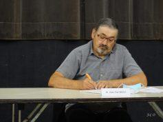 Jean-Paul Miclo, le maire de Vecoux, est élu deuxième vice-président au développement durable et à l'aménagement rural.