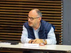 Arnaud Jeannot, le maire de Saint-Amé, est élu troisième vice-président.