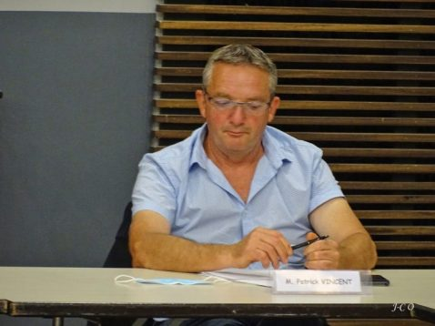 Philippe Vincent, le maire du Girmont-Val-d'Ajol, est élu sixième vice-président à l'assainissement et à la gestion des déchets.