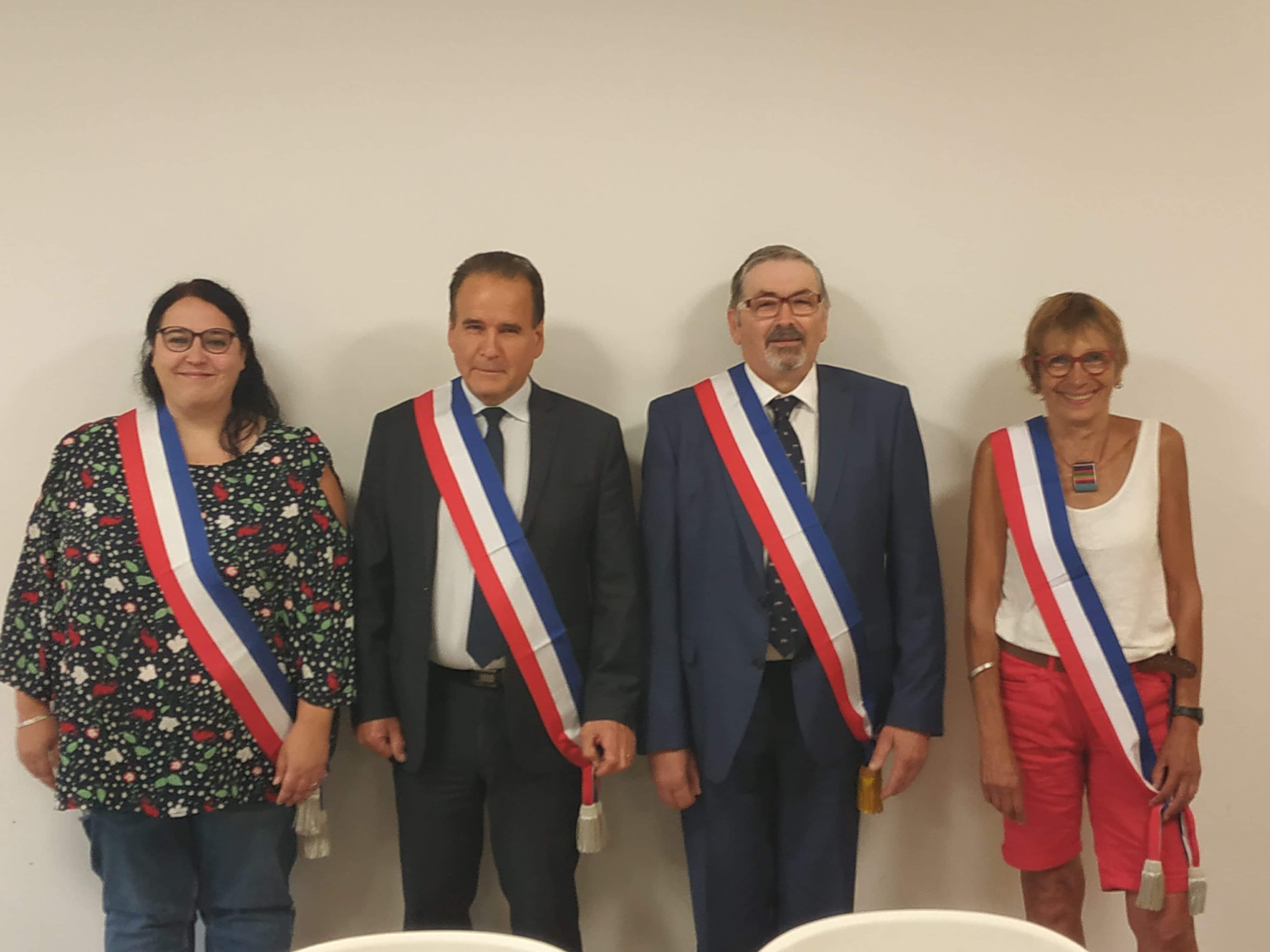 Vecoux – Jean-Paul Miclo élu maire avec trois adjoints
