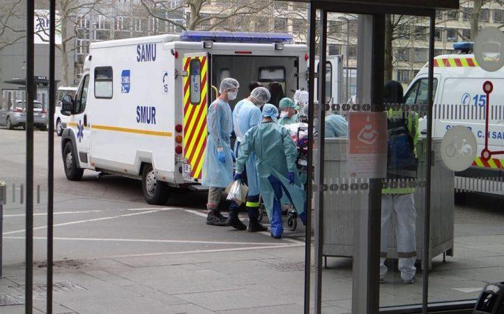 Coronavirus – 32 personnes étaient hospitalisées le 22 octobre dans les Vosges, 76 une semaine plus tard