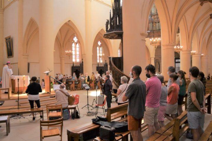 UNE du 30 Juillet 2020 page 13 Lourdes au coeur des Vosges