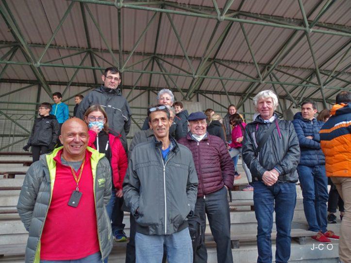 Remiremont – Les anciens athlètes mis à l'honneur par le président Pierre Béretta