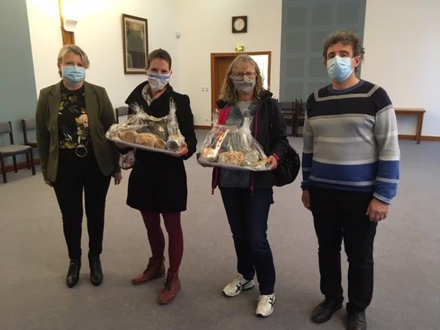 Rupt-sur-Moselle – Des bénévoles confectionnent des masques alternatifs