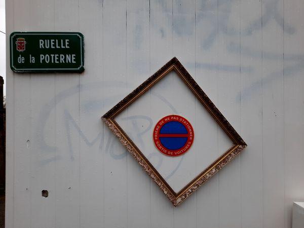 Remiremont – Street art ou nouvelle signalisation ?
