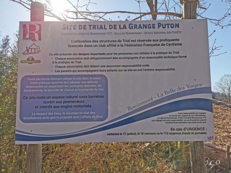 Parcours VTT01