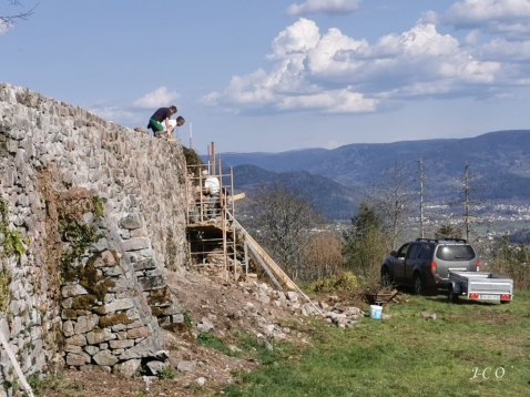 01 Rénovation du mur de soutènement (2)