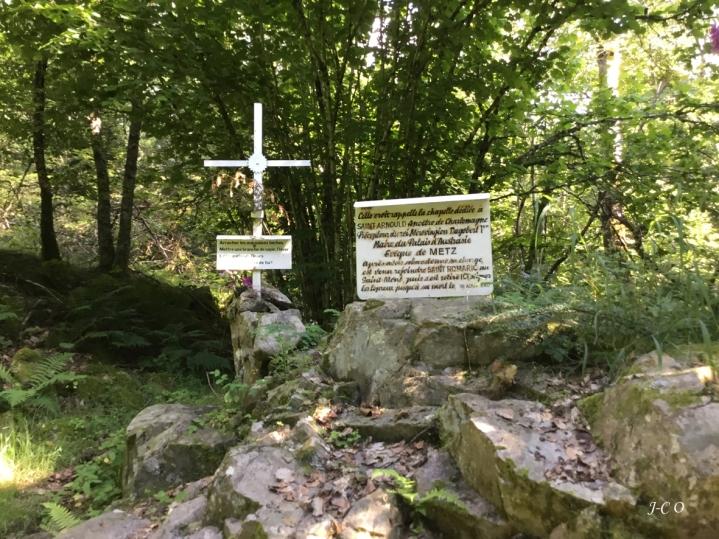 Site St Arnould