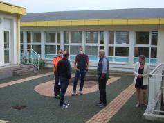 Un état des lieux complet a été effectué lors de la visite.